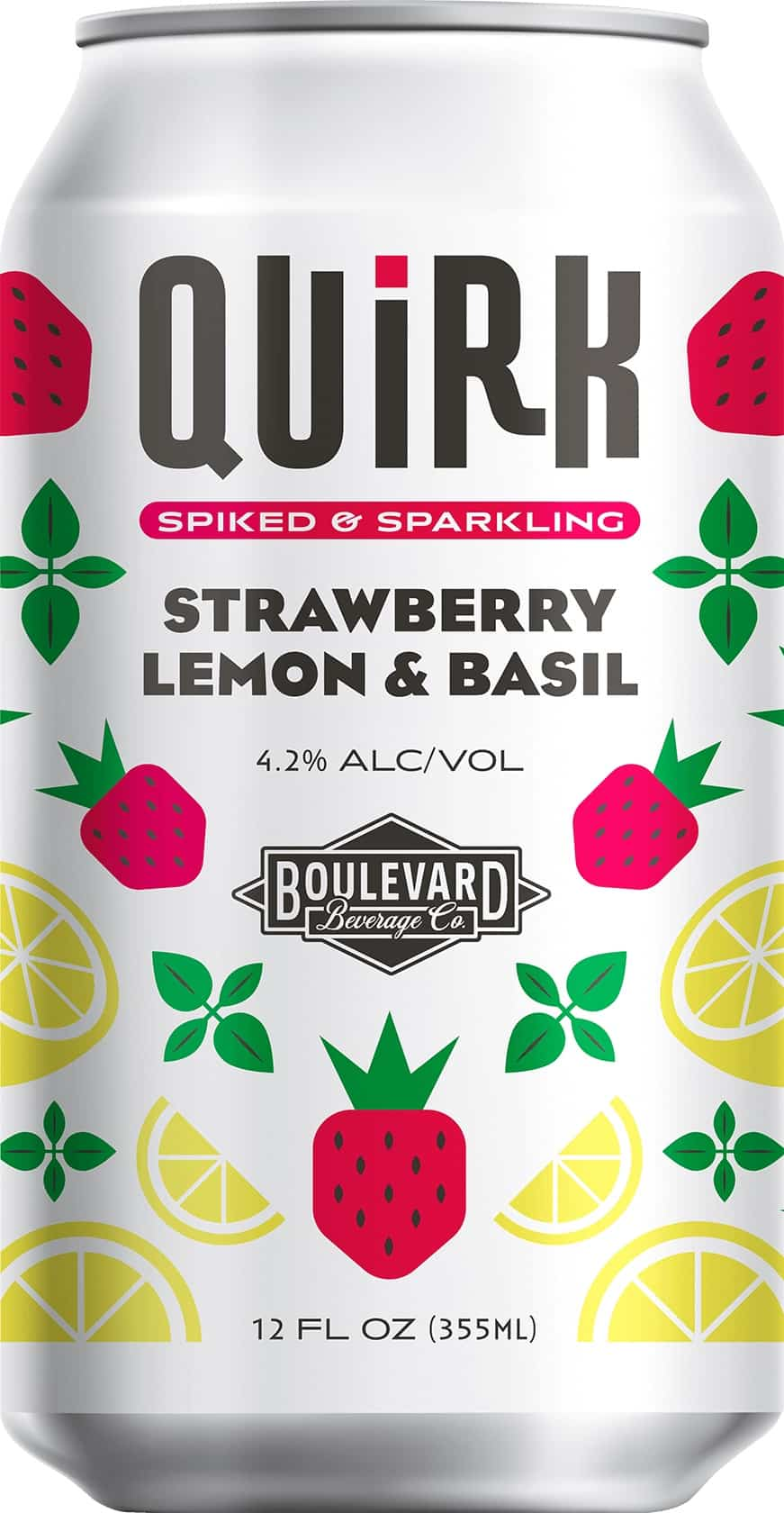 Boulevard Brewing Company, Missouri – Quirk Spiked & Sparkling