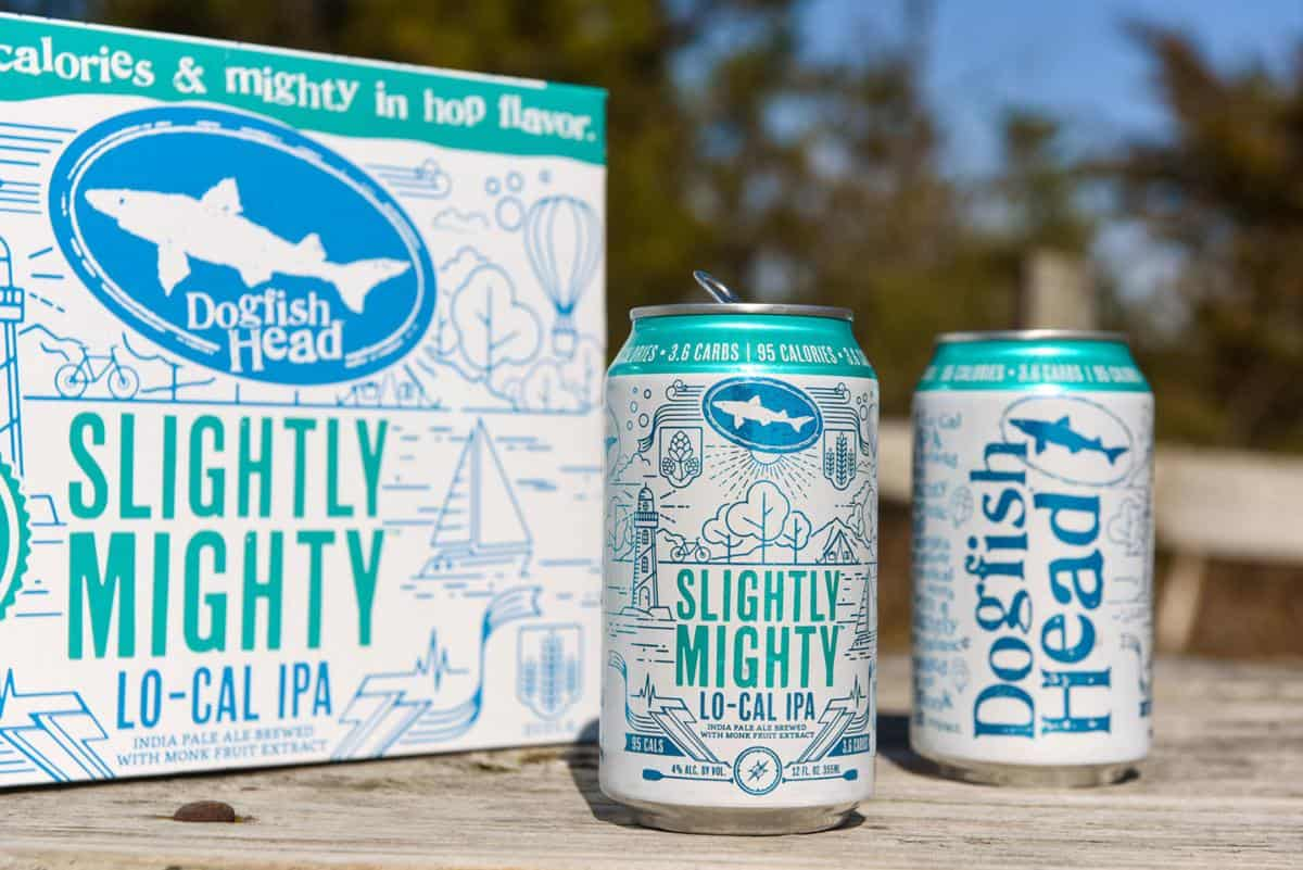 Dogfish Head Brewery, Delaware – Slightly Mighty IPA