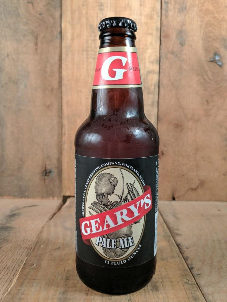 Geary Brewing Company, Maine – Geary's Pale Ale