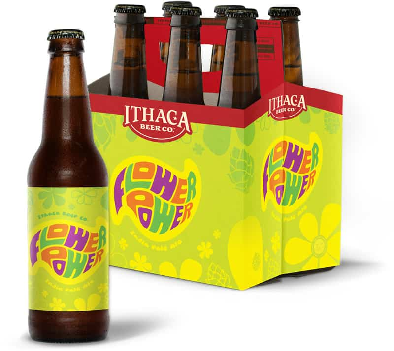 Ithaca Beer Company, New York – Flower Power IPA