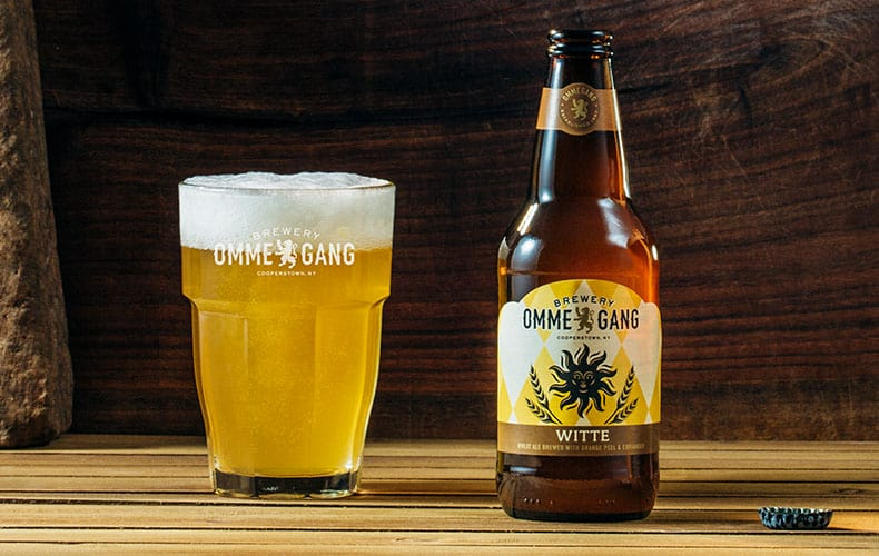 Ommegang Brewery, New York – Witte Ale