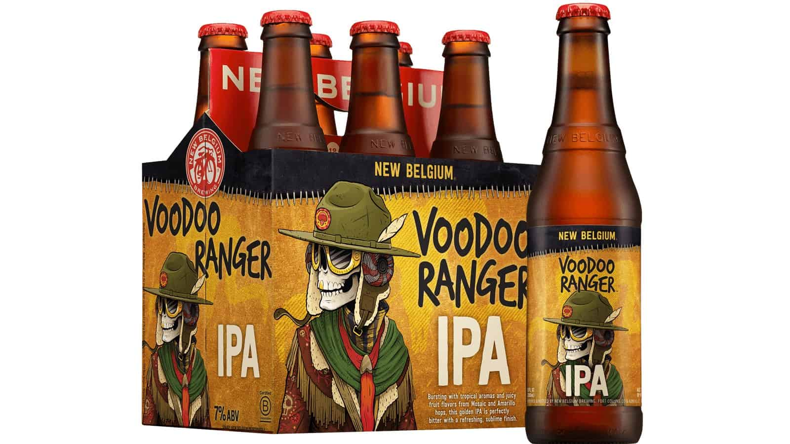 New Belgium Brewing Voodoo Ranger