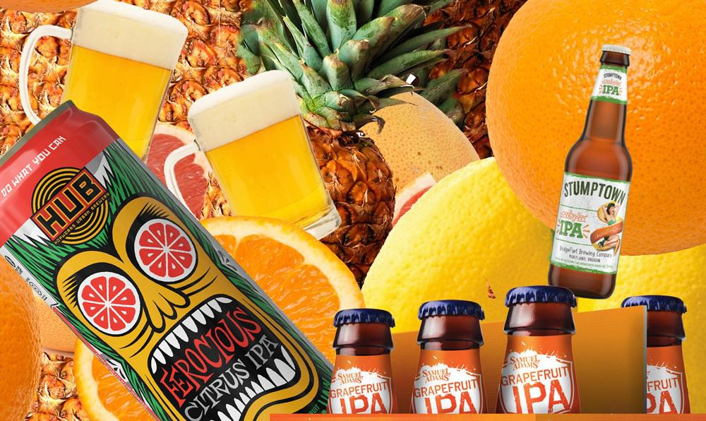 Citrus IPA Recipe
