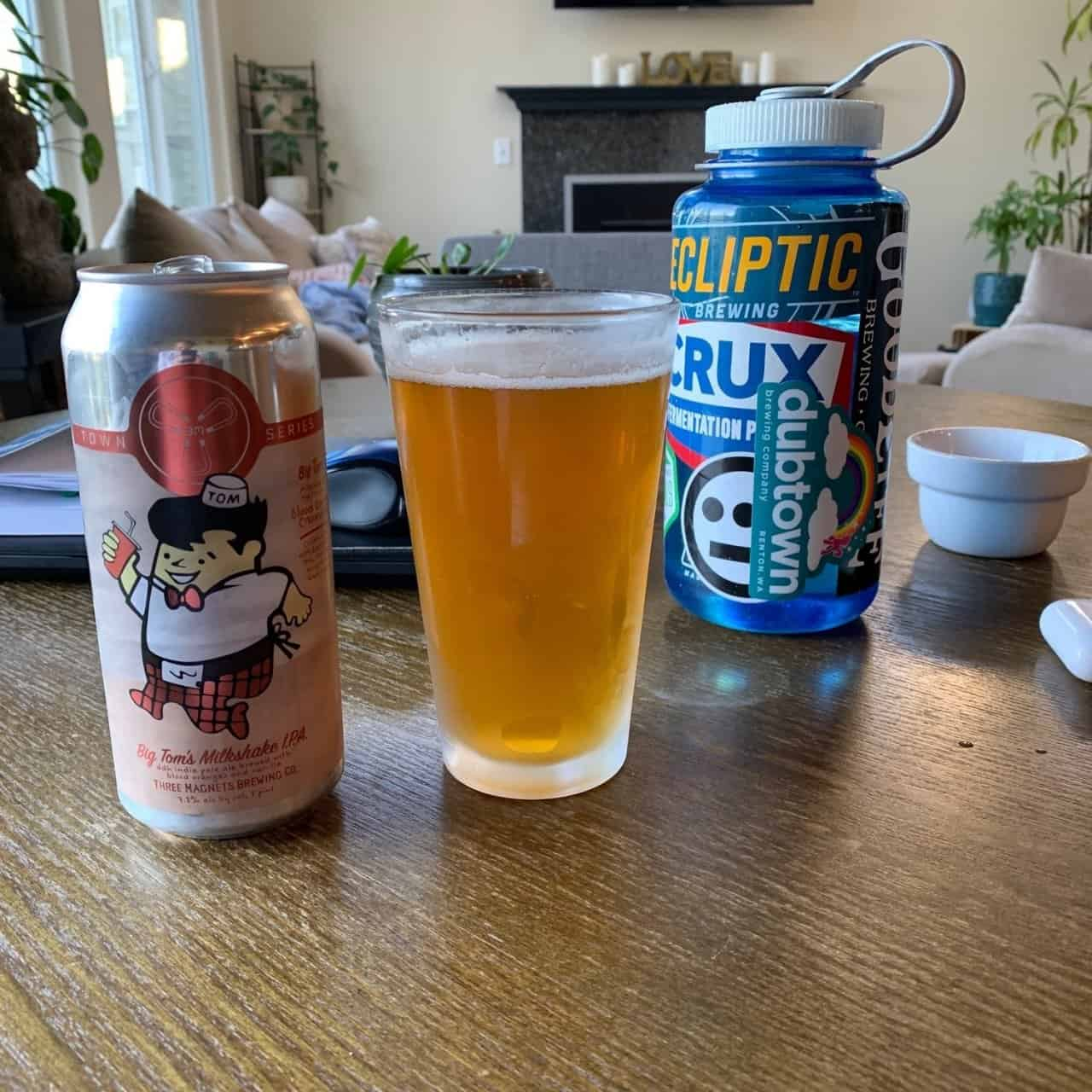 Big Tom's Milkshake IPA