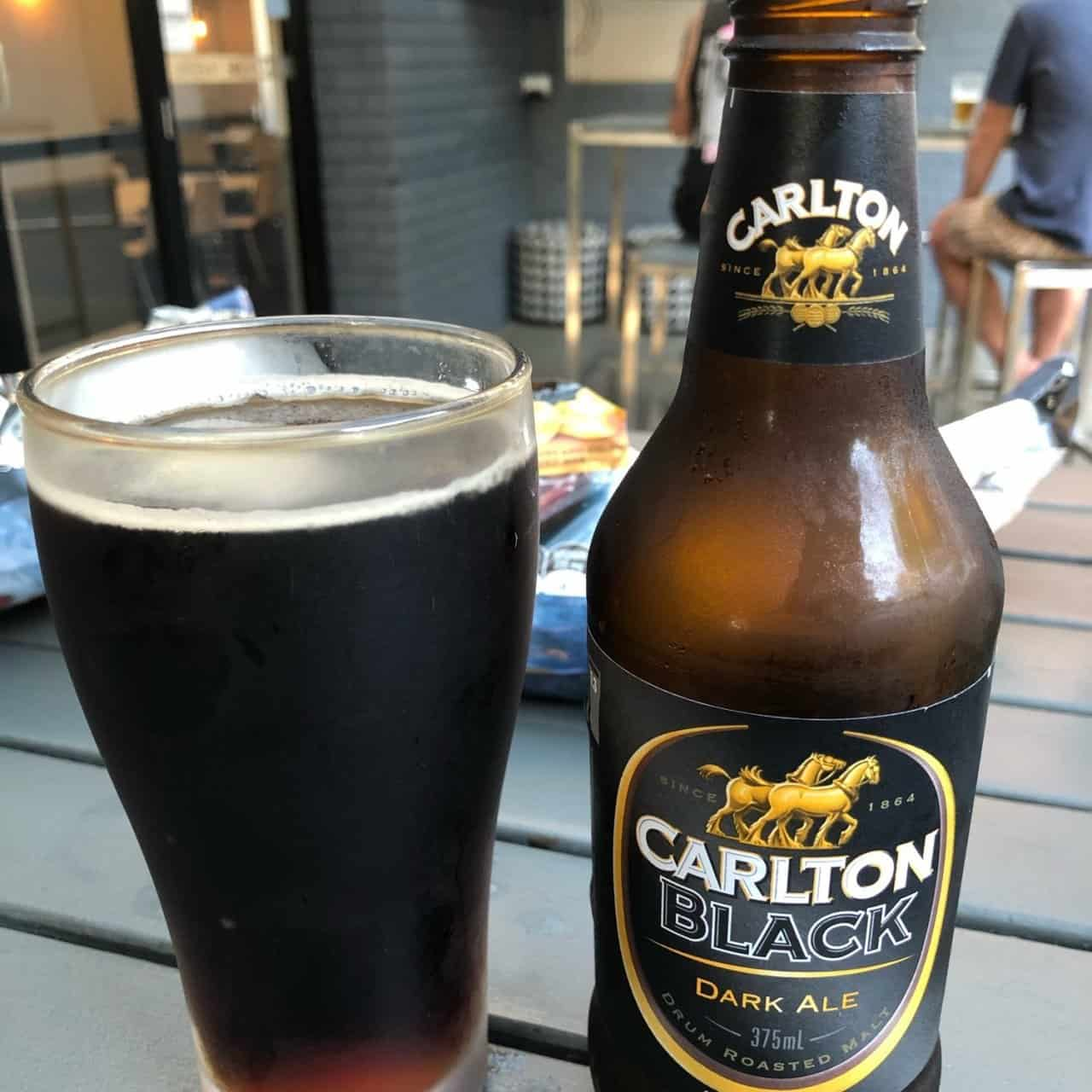 Carlton Black IPA