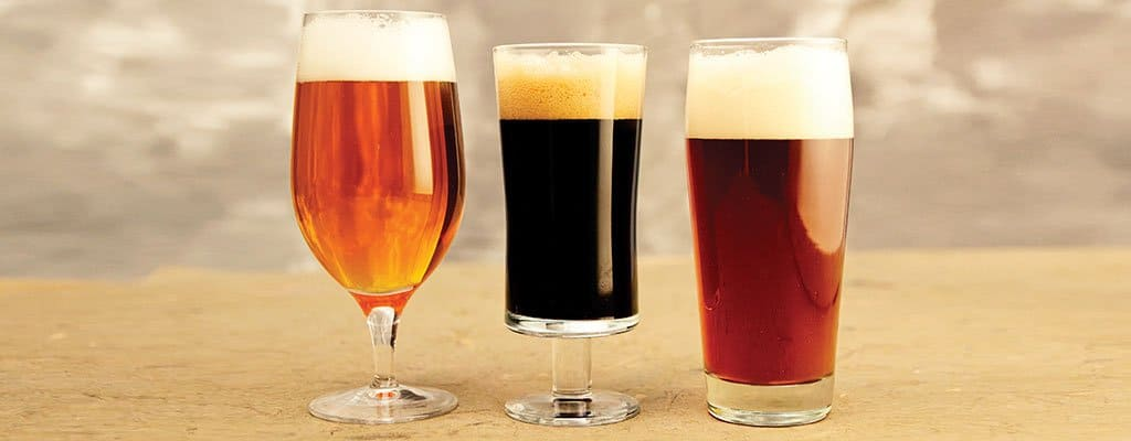 Characteristics of black IPA color