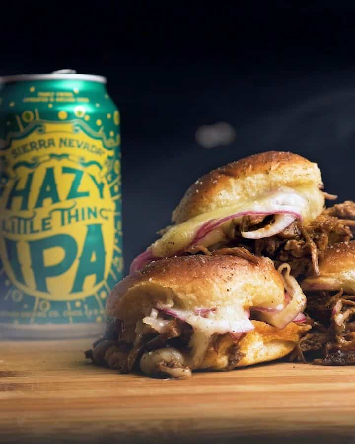 Hazy Little Thing IPA Food Pairings
