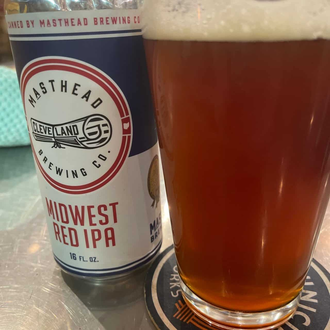 Midwest Red IPA
