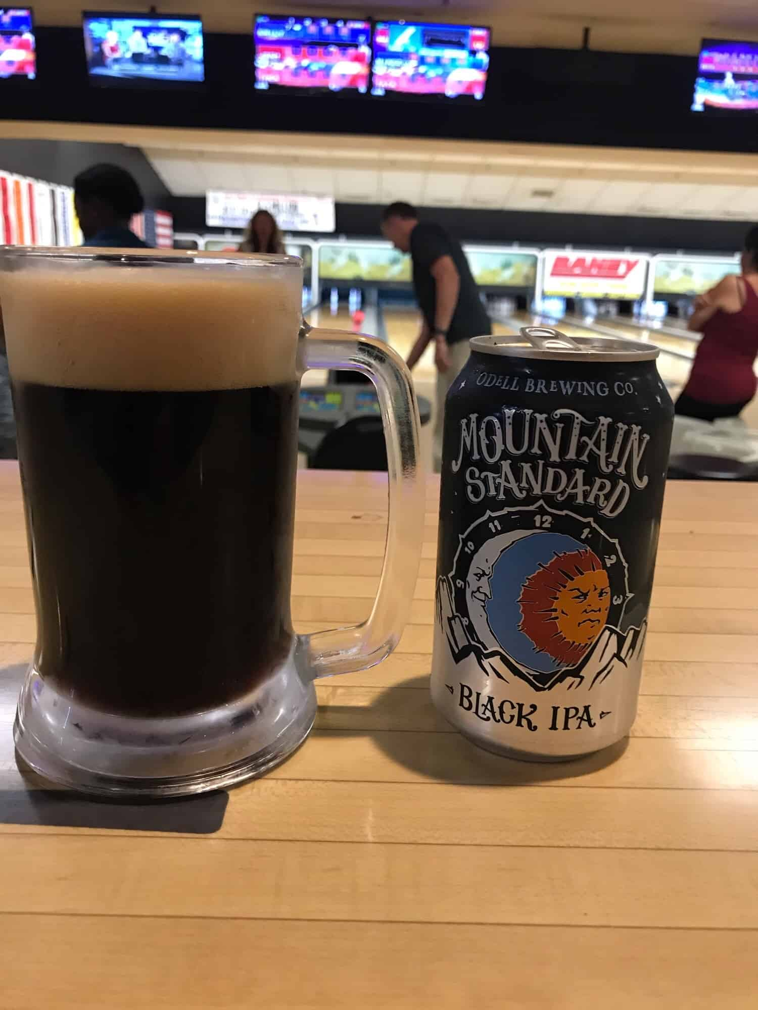 Mountain Standard Black IPA