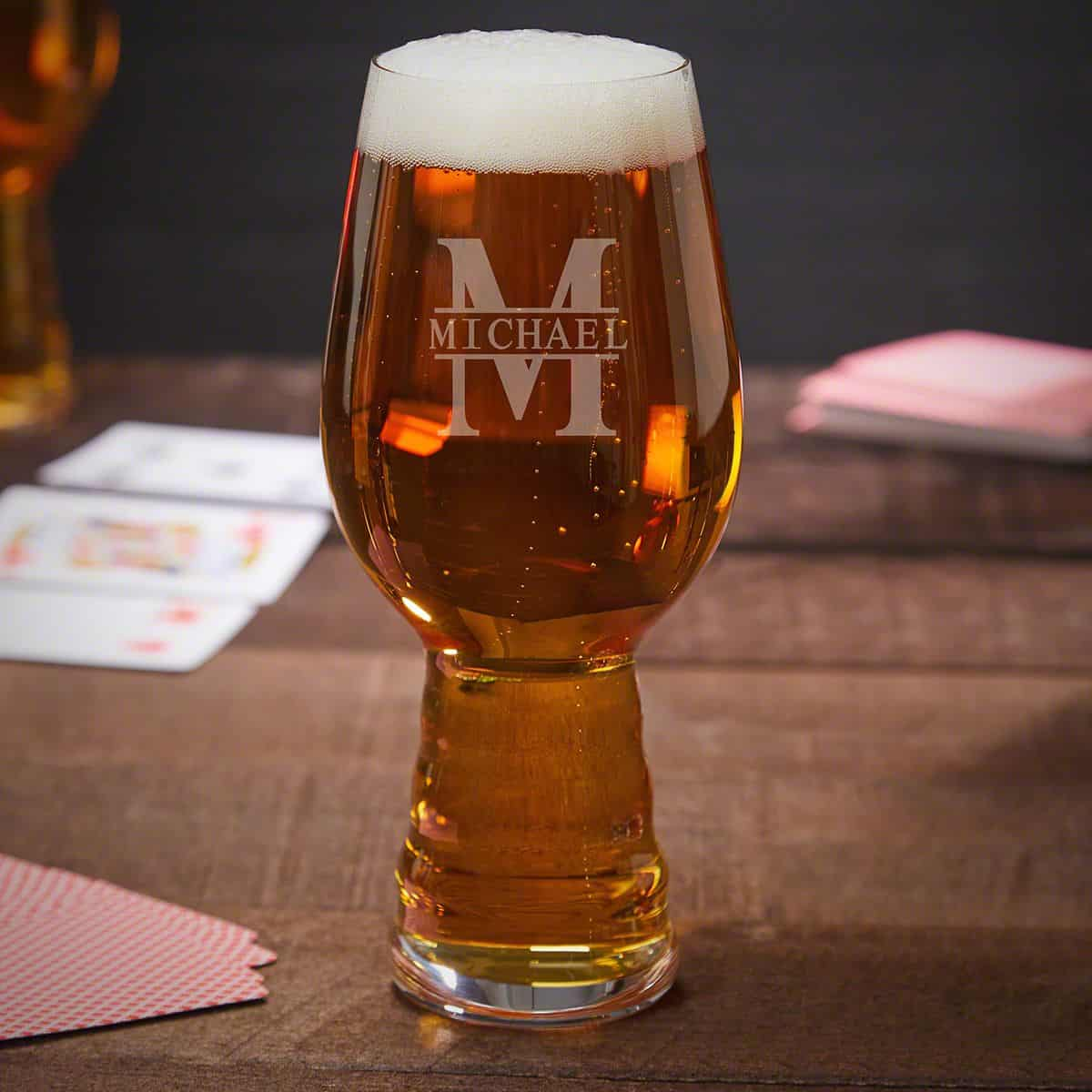 Oakmount Personalized IPA Glass