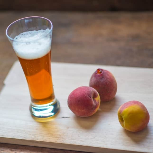 Peachtree IPA recipe
