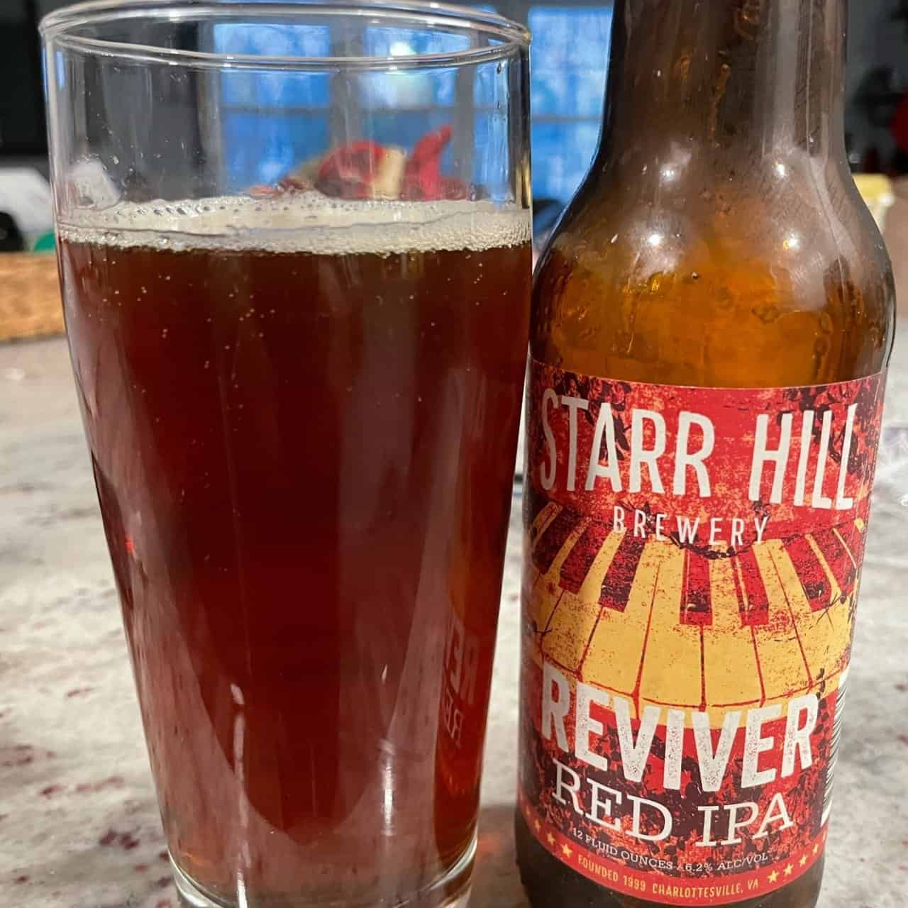 Reviver Red IPA
