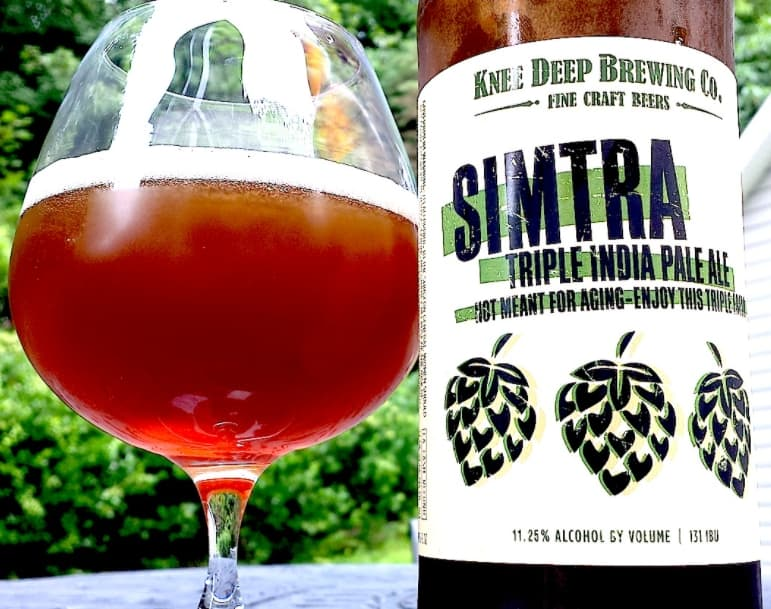 Simtra mosalaxy IPA recipe