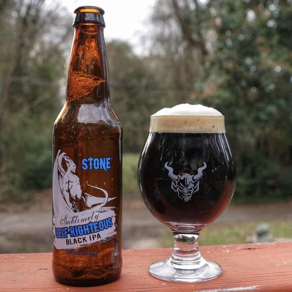 Sublimely Self Righteous Black IPA
