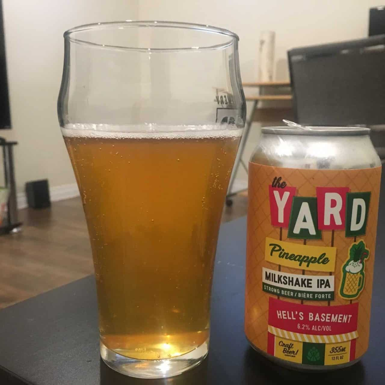 The Yard Milkshake IPA