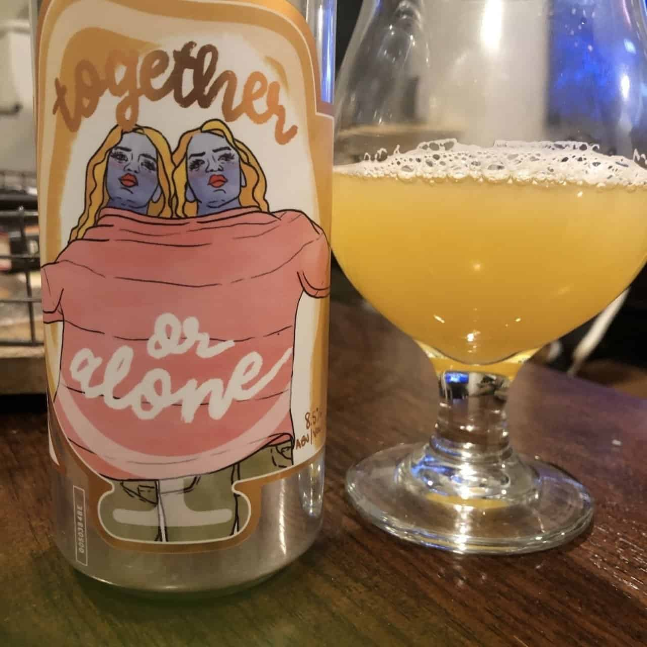 Together or Alone Milkshake IPA